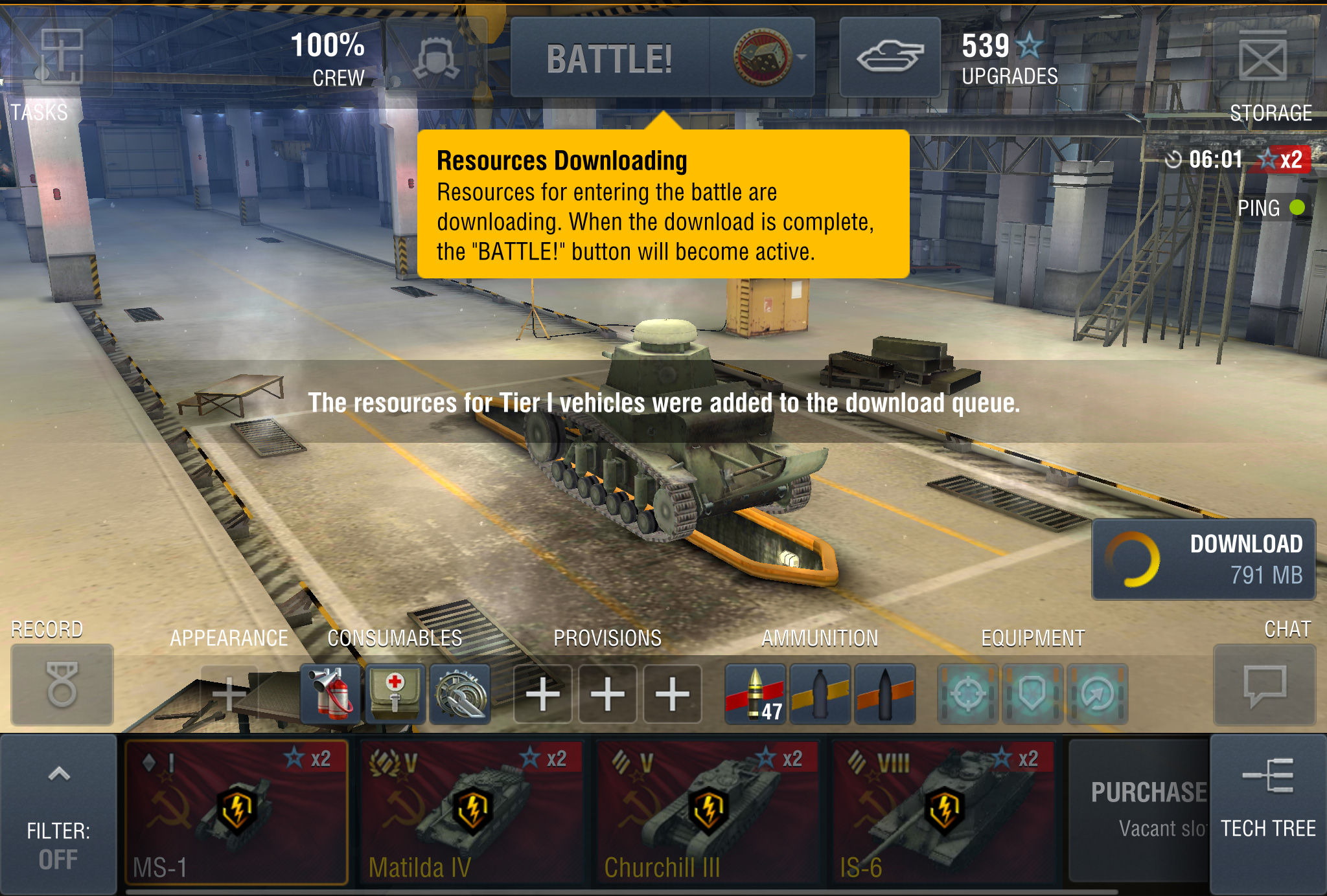 Smart Game Download | World of Tanks Blitz